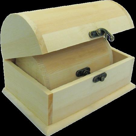 Cufăr din lemn - Diverse mărimi0