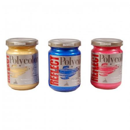 Culori vinilice Polycolor Reflect 140 ml0