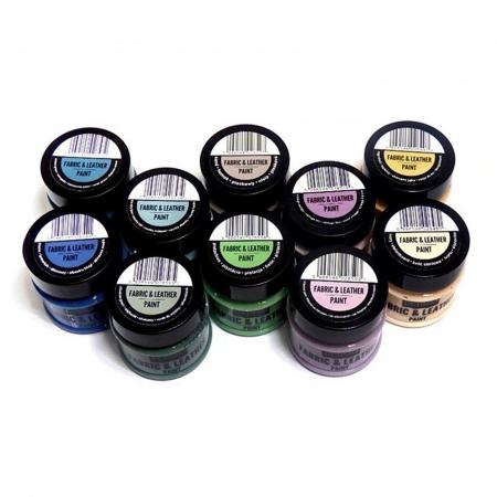 Culori vintage pentru textile, piele și PVC 50 ml0