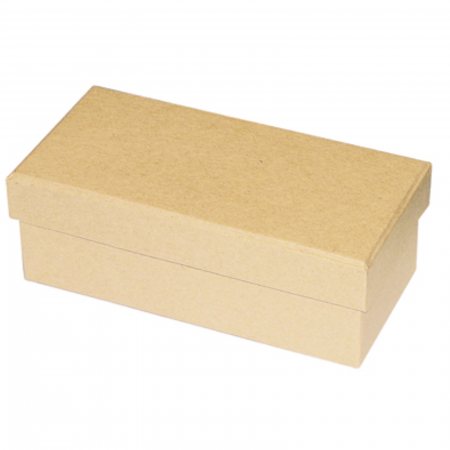 Cutie dreptunghiulară, carton -  14 x 7 x 5 cm1