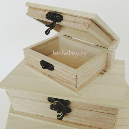 Cutii lemn tip carte - Diverse mărimi2