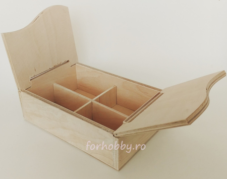 cutie-lemn-4-compartimente-18x12x6-cm-pentart [0]