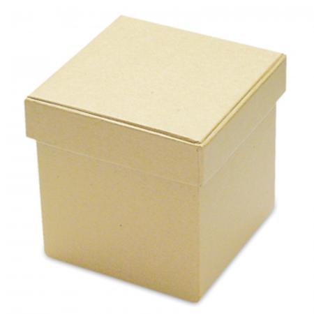 Cutie pătrată, carton - 9 x 9 x 9 cm1