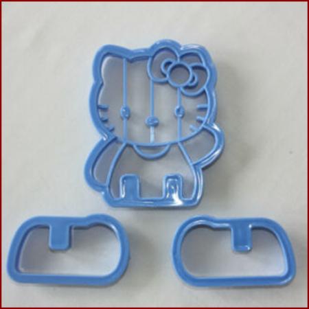 Decupator simplu - Hello Kitty1