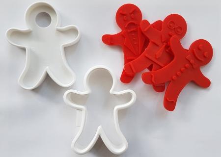 Decupatore - Turta dulce 6 modele
