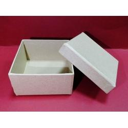 Cutie pătrată, carton - 9 x 9 x 5 cm0