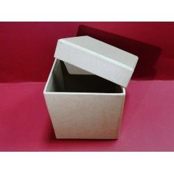 Cutie pătrată, carton - 9 x 9 x 9 cm0
