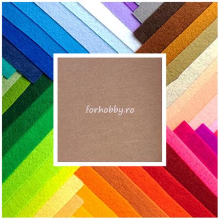 Fetru 2 mm grosime 19.5 x 29.5 cm - Diverse culori0