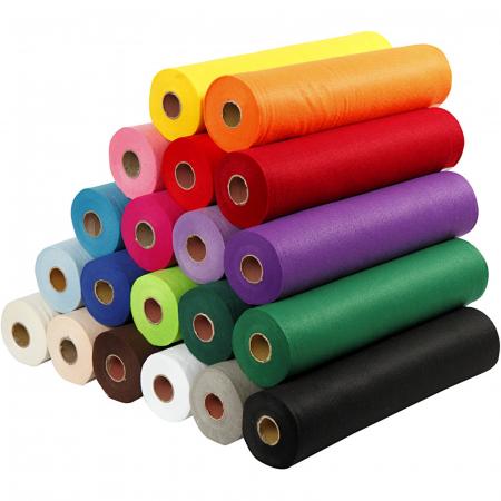 Resturi Fetru 1 mm grosime / 42 cm lățime - Diverse culori0