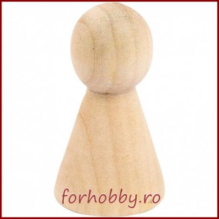 Pion lemn 4 cm [1]