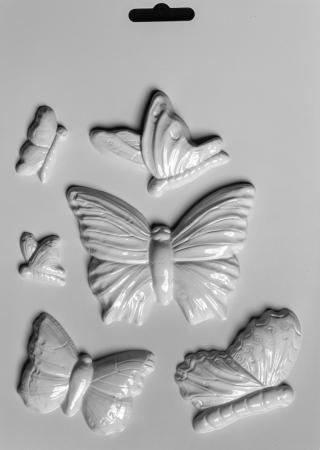 Matrita pentru turnat - Fluturi0
