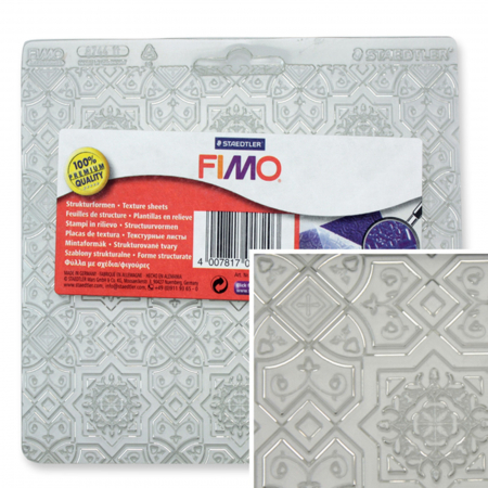 Foaie texturata FIMO - Oriental0
