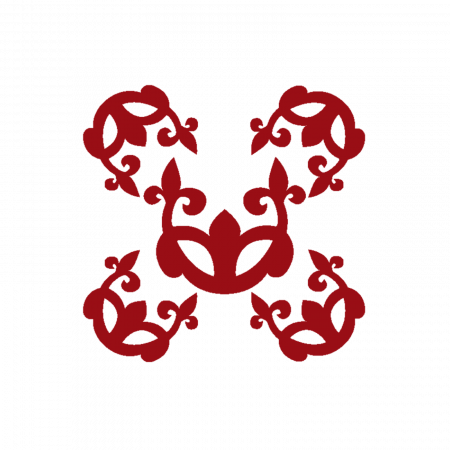 Forma din HDF - Model decorativ in colt0