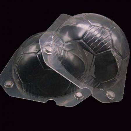 Forme 3D pentru figurine din ciocolata - Minge fotbal2