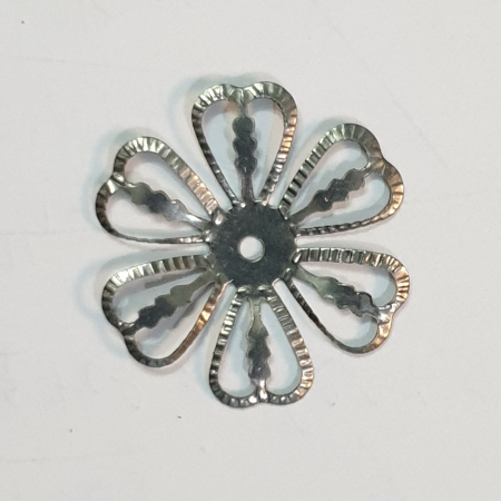 Forme metalice embosate - Set 5 flori