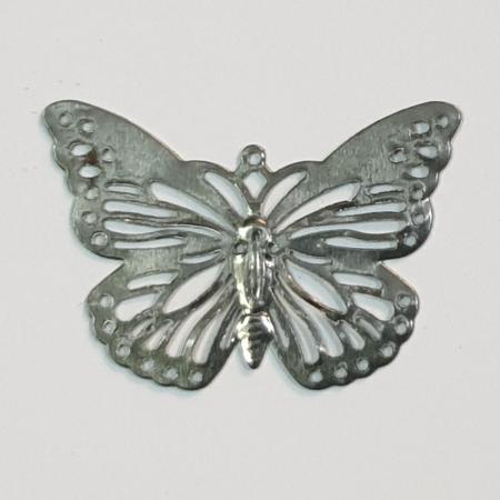 Forme metalice embosate - Set 3 fluturi1