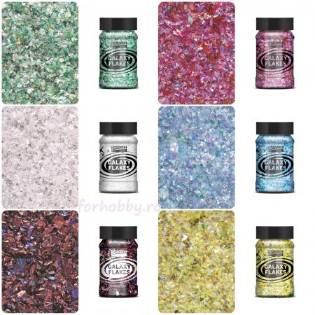 Galaxy Flakes - Fulgi decorative Pentart 15 gr0