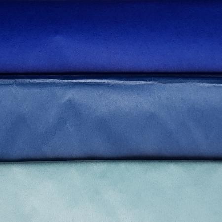 Hartie de matase, coala 50x70 cm, albastru pastel1
