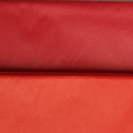 Hartie de matase, coala 50x70 cm, rosu permanent1