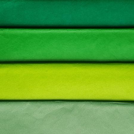 Hartie de matase, coala 50x70 cm, verde inchis1
