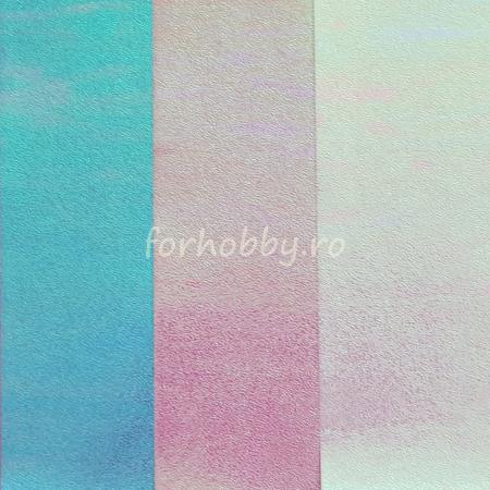 Hartie embosata iridescenta A40