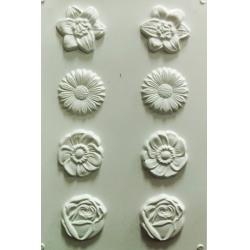 Matrita pentru turnat- Flori