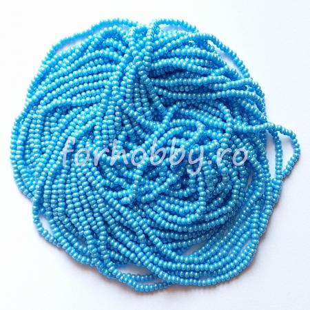 Mărgele Nisip Preciosa Ornela 11/0 19001/16336 - Albastru Deschis Perlat0