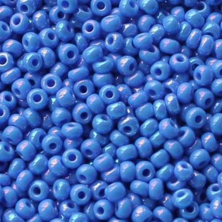 Mărgele Nisip Preciosa Ornela 11/0 19001/16336 - Albastru Deschis Perlat1