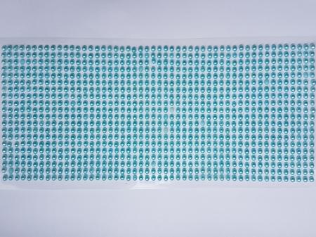 Perle jumatati 3mm - Albastru deschis1