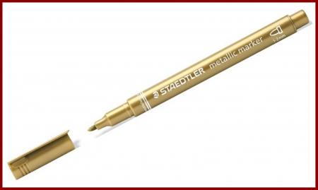 Marker metalic Staedtler2