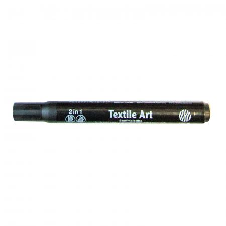 Marker pentru textile Nerchau - Negru1
