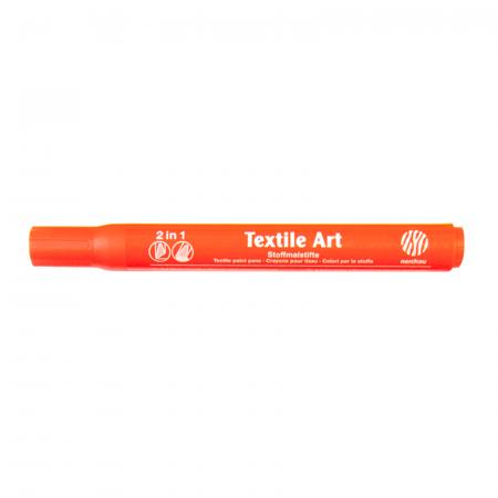 Marker pentru textile Nerchau - Portocaliu1