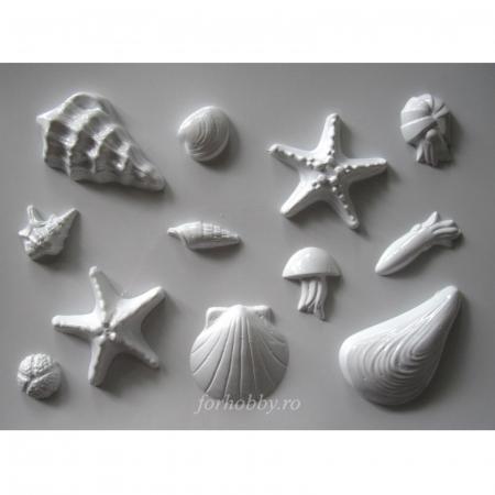 Matrita pentru turnat- Modele marine