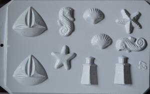 Matrita pentru turnat - Modele marine0