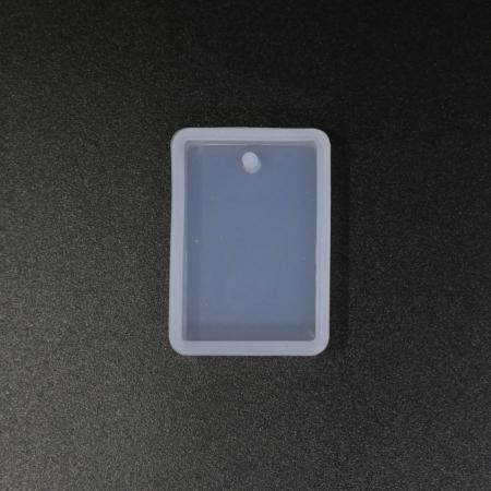 Matriță silicon pentru rășină - Baze bijuterii1