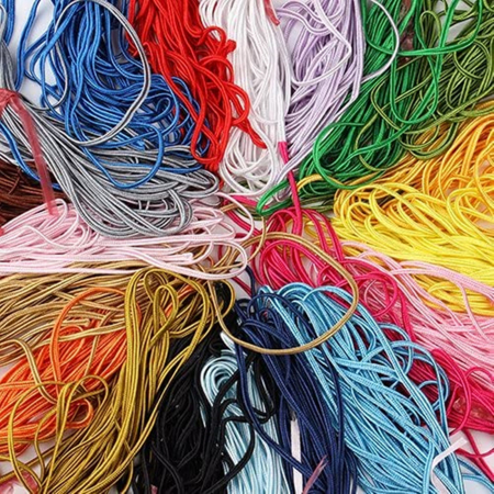 Șnur soutache 3 mm - Diverse culori0