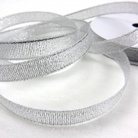 Panglică Lurex - Auriu / Argintiu2