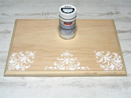 Pastă structură albă2
