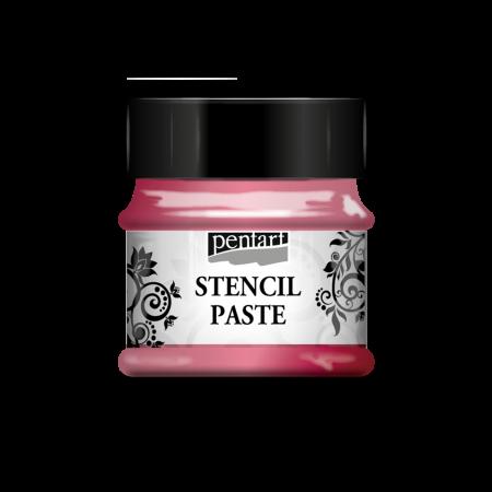 Pasta 3D perlata 50 ml - Trandafir de nalba0