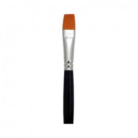 Pensule Gold Sable seria 9902 - Drept / Păr sintetic1