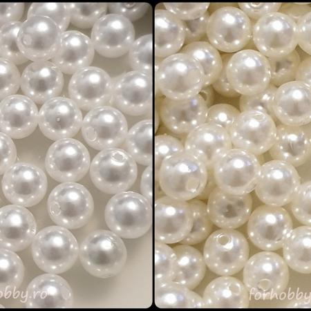 Perle plastic 10 mm - 20 gr0