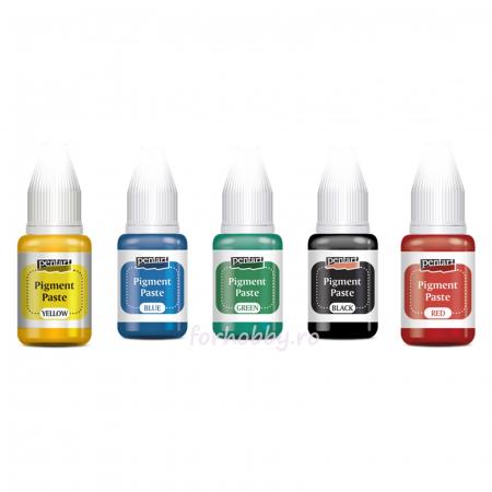 Pigment pastă Pentart 20 ml0