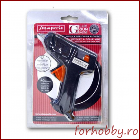 Pistol de lipit mic 10W - Stamperia0