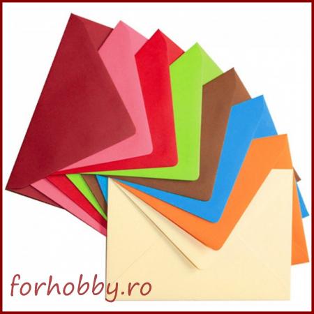 Plicuri colorate C60