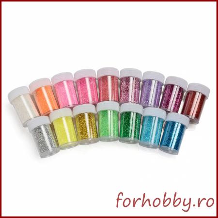 Praf sclipici 20 g - Culori pastel0