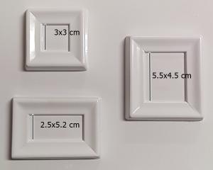 Matrita pentru-turnat - Rame dreptunghiulare mici1