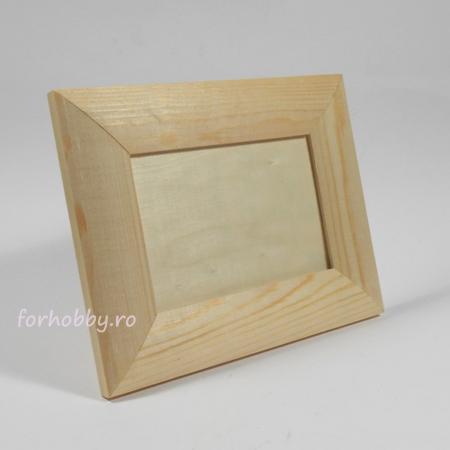 Rame foto din lemn natur - Dreptunghiular2