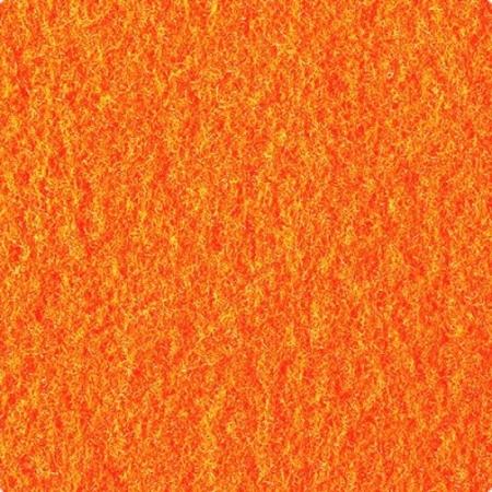 Rola fetru portocaliu deschis 1 mm grosime1