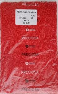 Margele nisip Preciosa Ornela 10/0 - Rosu deschis 931701