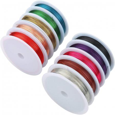 Sârmă de modelaj 0,40 mm / 50 m0